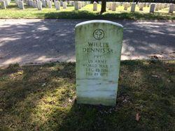 Willie Dennis, Sr