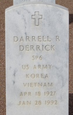 Darrell R Derrick