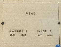 """Robert Jabez """"Bob"""" Mead"""