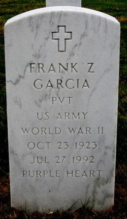 Frank Z Garcia
