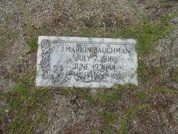 """PVT James Marion """"Bo"""" Baughman"""