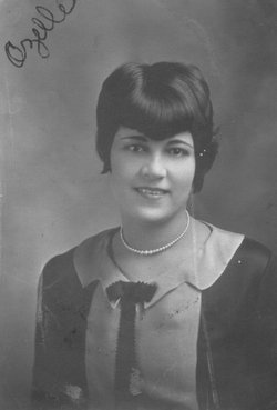 Ozelle Nadine Jordan