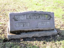 Lou Ella <I>Alspaugh</I> Leiter