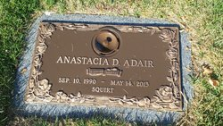 Anastasia D Adair