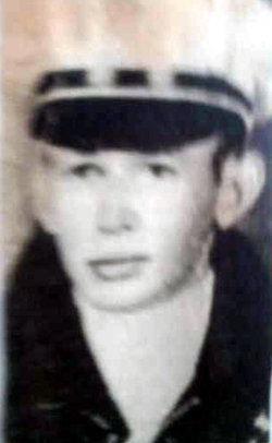 SSGT Cecil Lee Calfee Jr.