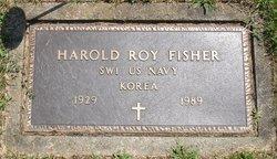 Harold Roy Fisher