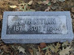 "Christian ""Chris"" Lindhartsen"