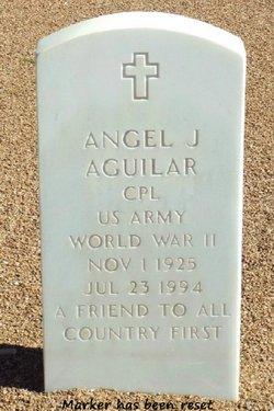 Angel J Aguilar
