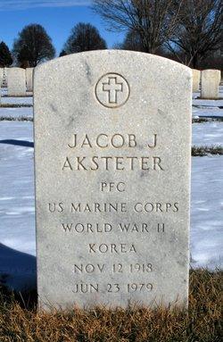 Jacob Joseph Aksteter