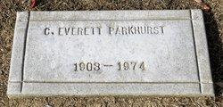 Charles Everett Parkhurst