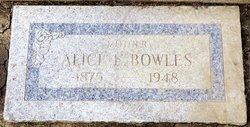 Alice Lorraine <I>Tillotson</I> Bowles
