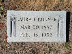 Laura Frances <I>Devenport</I> Conner