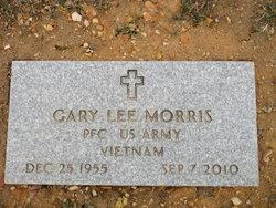 PFC Gary Lee Morris