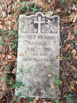 Rachael Richards <I>Lynch</I> Marshall