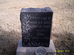 Ephram Lanman