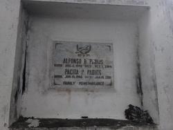 Alfonso B Padios