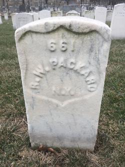 Pvt Robert W. Packard
