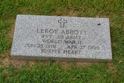 Leroy Armond Abbott