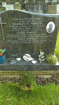 charles h charlie pawsey 1923 2012 find a grave memorial