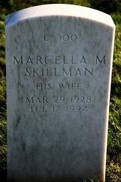 Marcella M Skillman