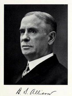 Benjamin Stanton Allison