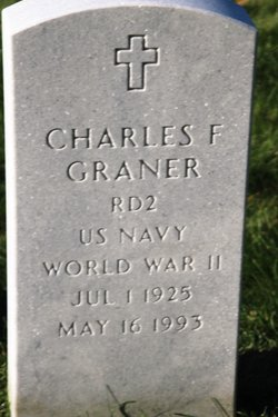Charles Frederick Graner
