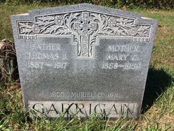Thomas J Garrigan
