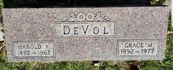 Harold A DeVol