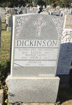 John J Dickinson