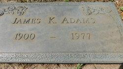 James K Adams
