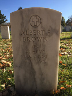 Albert F. Brown