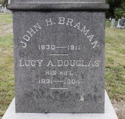 Lucy A <I>Douglas</I> Braman