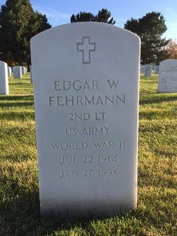 Edgar W Fehrmann