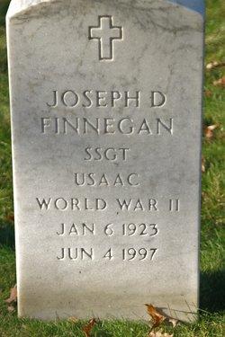 Joseph D Finnegan