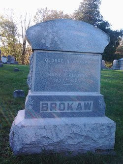 Mary R. <I>Standish</I> Brokaw