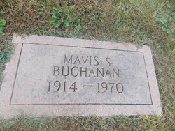Mavis <I>Sutherland</I> Buchanan