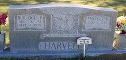 Burleigh Franklin Harvell