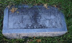 Peter F Dethlefs