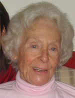 Sally Fay <I>Benziger</I> Alma