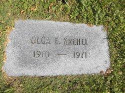 Olga Elizabeth <I>Knowles</I> Krehel