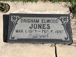Elwood Brigham Jones