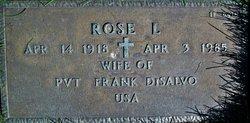 Rose Lee <I>Dove</I> Di Salvo
