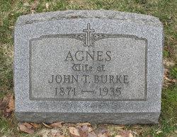 Agnes <I>Mahoney</I> Burke