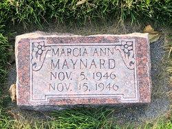 Marcia Ann Maynard