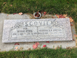 Verrena <I>Rawlings</I> Scovil