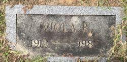 Viola <I>Bagwell</I> Seymour