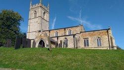 Freeby St Mary's Churchyard