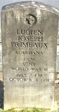 Lucien Joseph Primeaux
