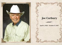 "Joseph Andrew ""Theyr'rrrr Off"" Carbury"