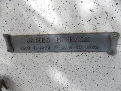 James Henry Hack